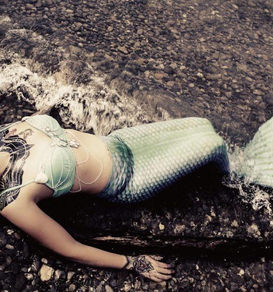Mermaiding mit magictail