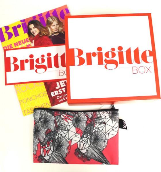 Ich bin zurück und mit mir die Brigitte Box