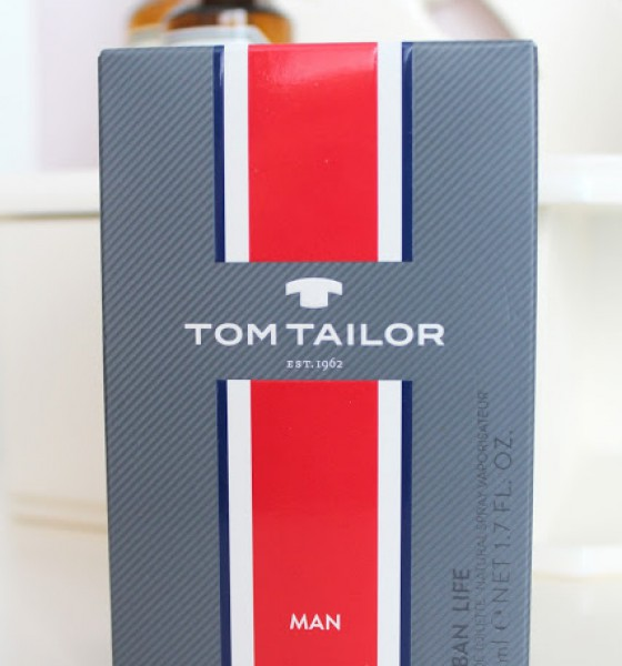 REVIEW  TOM TAILOR URBAN LIFE MAN