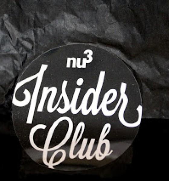 Vorstellung des nu3 Insider Clubs