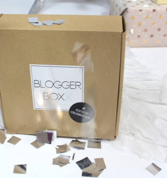 BloggerBoxx #EDITION CELEBRATION