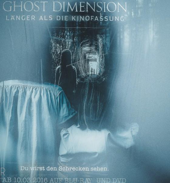 #GhostDimension Paranormal Activity