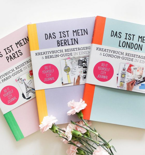 Win! DIY City Journal Reisetagebuch