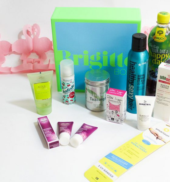 Brigitte Box Juli Review