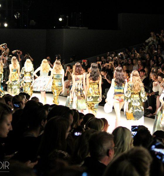 Fashion Week Tag drei…