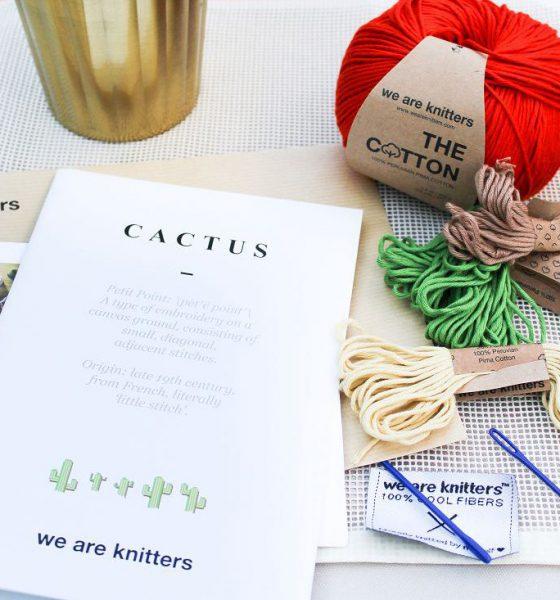 Sticken mit We are Knitters