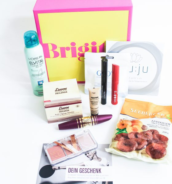 Review Brigitte Box September