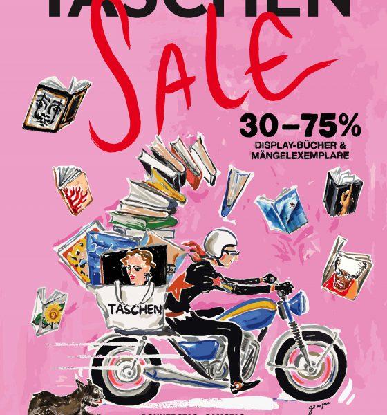Sale beim Taschen Verlag+Gewinnspiel