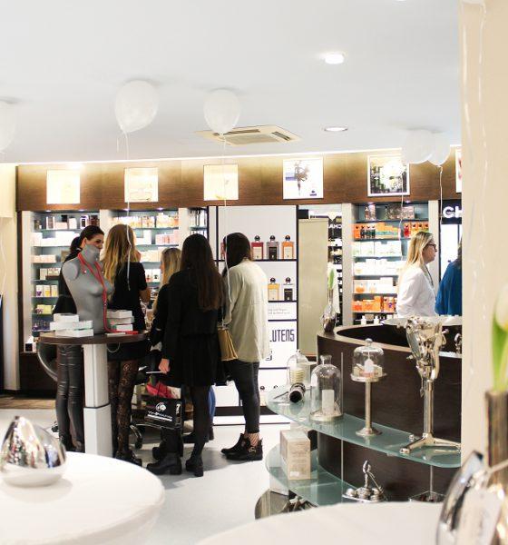 Bloggerevent der Parfümerie YIN&YANG