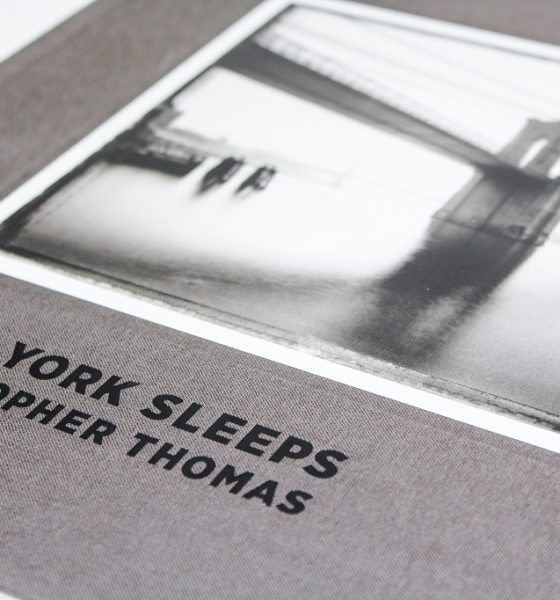 New York Sleeps by Christopher Thomas