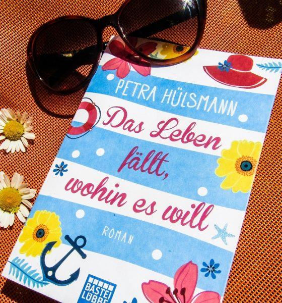 """Mein Sommer Buchtipp """"Das Leben fällt, wohin es will"""""""