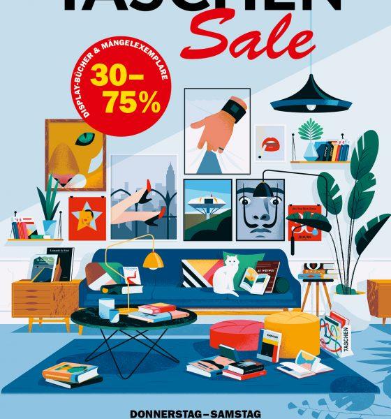 Großer Sale beim TASCHEN Verlag+Gewinnspiel