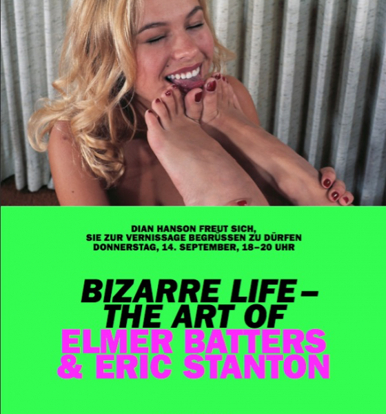 Ausstellungseröffnung – Bizarre Life – The Art of Elmer Batters and Eric Stanton im TASCHEN Store Berlin + Gewinnspiel