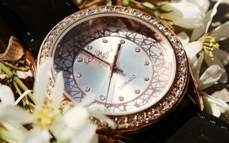 Immer mit der Zeit- mit den Uhren von Otto Weitzmann