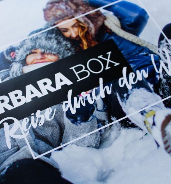 Unboxing Barbara Box Schneekönigin