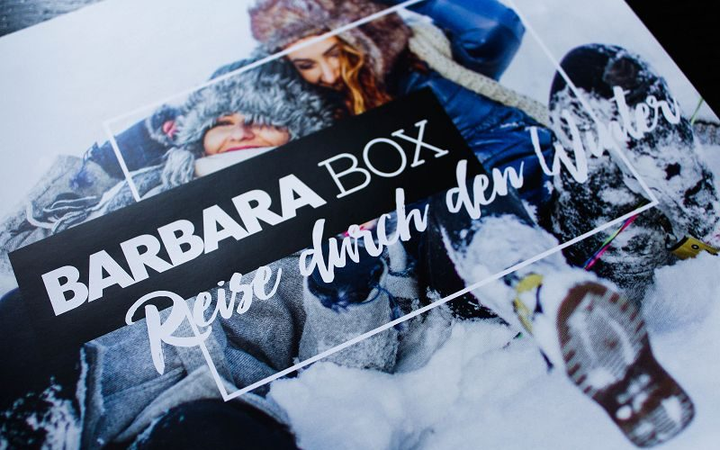 Unboxing Barbara Box Schneekönigin