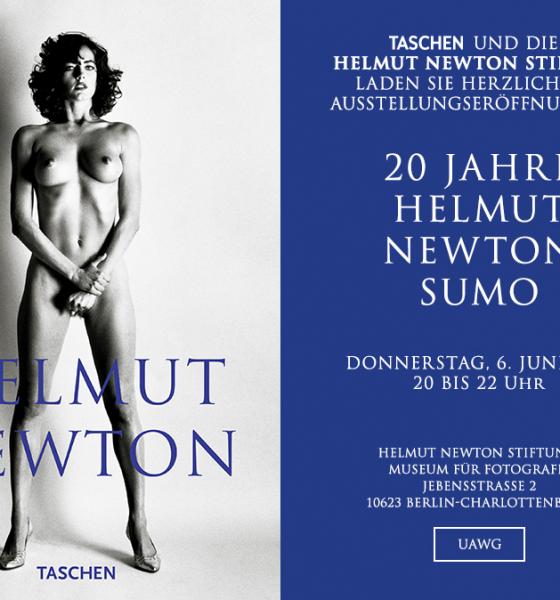 Ausstellungseröffnung 20 Jahre Helmut Newton -SUMO