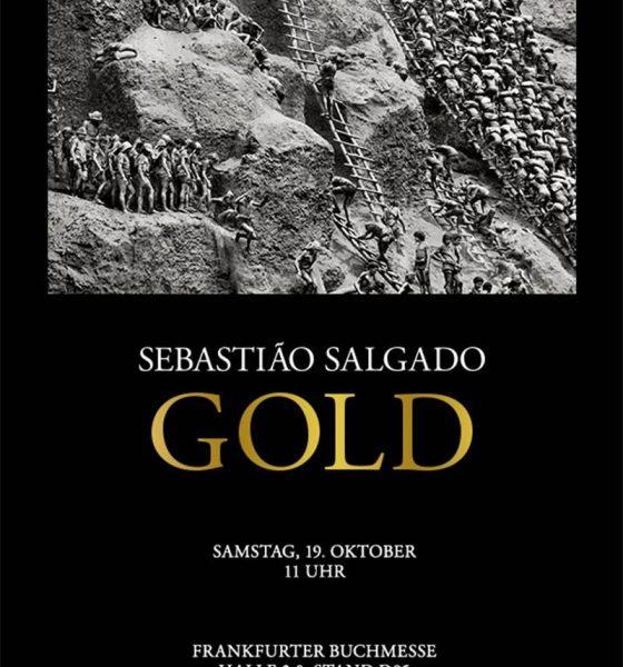 Signierstunde Sebastiäo Salgado – Buchmesse Frankfurt