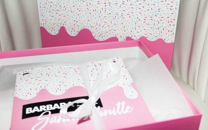 Sahneschnitte-Die neue Barbara Box im Unboxing
