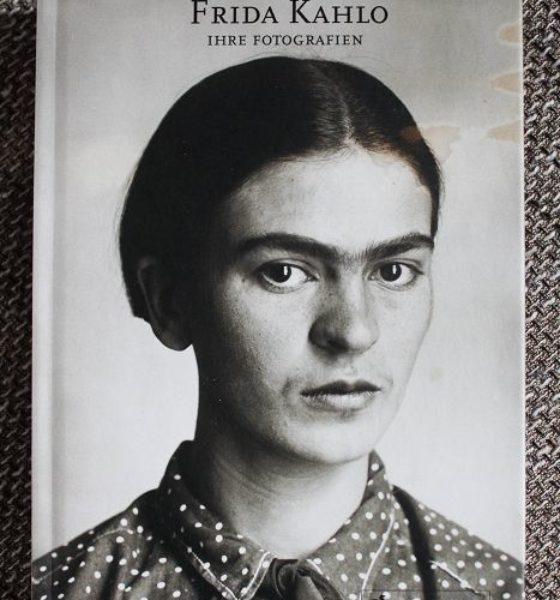 Frida Kahlos Fotografien-Buchvorstellung
