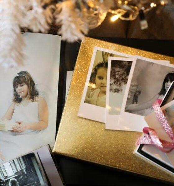 Weihnachtliche Foto Geschenke von Albelli